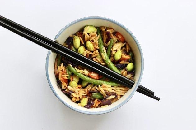 High Protein Vegan Stir Fry
