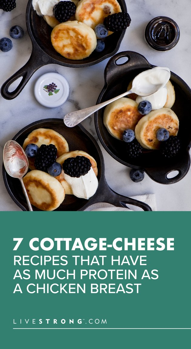 Cottage Cheese Recipes That Have As Much Protein as a Chicken Breast