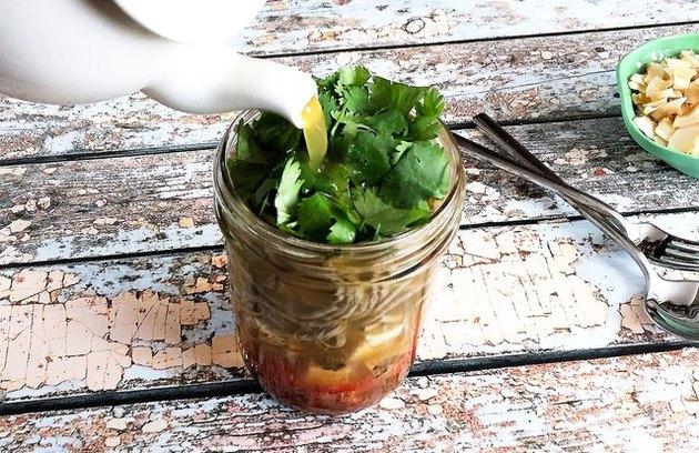 Instant Thai Peanut Chicken and Soba Noodle Soup Gluten-Free Grain Recipe