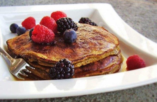 Hemp Protein Pancakes metabolism boosting breakfasts