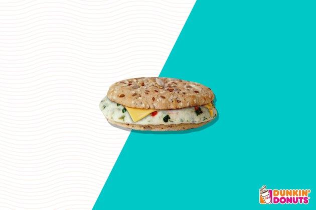 Dunkin' Veggie Egg White Sandwich
