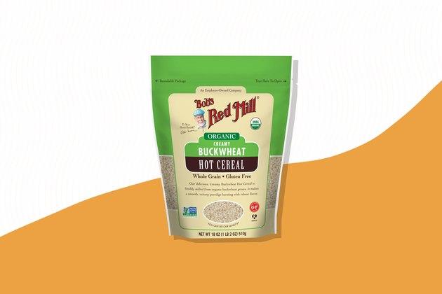 Bob's Red Mill Organic Gluten-Free Creamy Buckwheat Hot Cereal