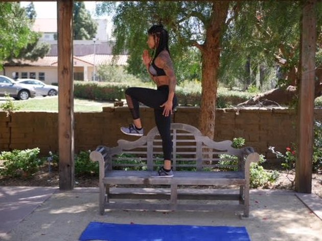 massy arias demonstrates Step Down to Step Up