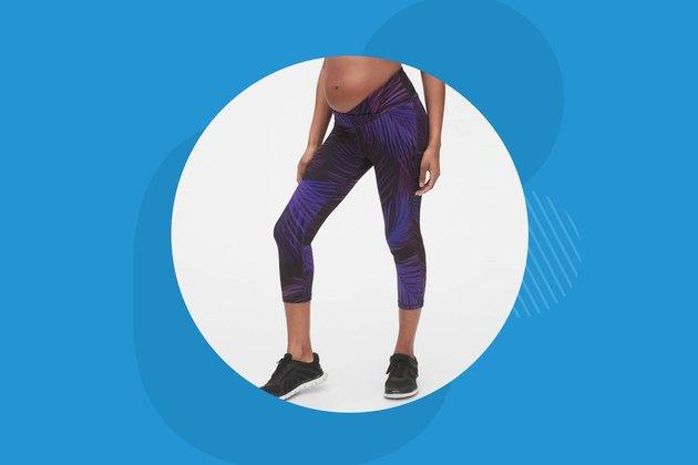 Gap Best Maternity Workout Leggings