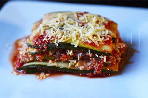 "Slow Cooker Vegetable ""Pasta"" Lasagna"