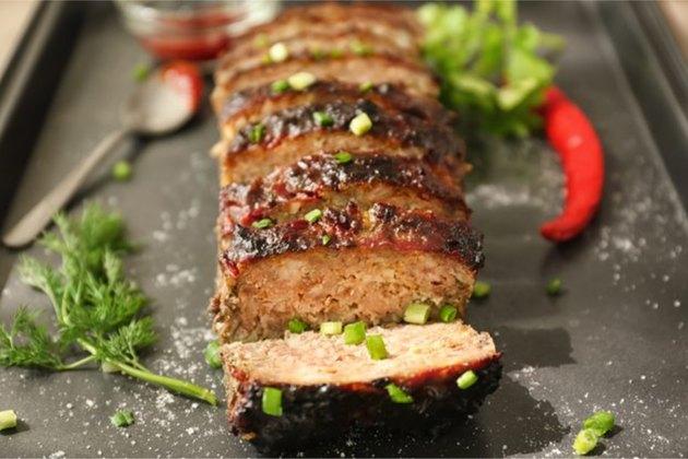 Farmer's Market Meatloaf