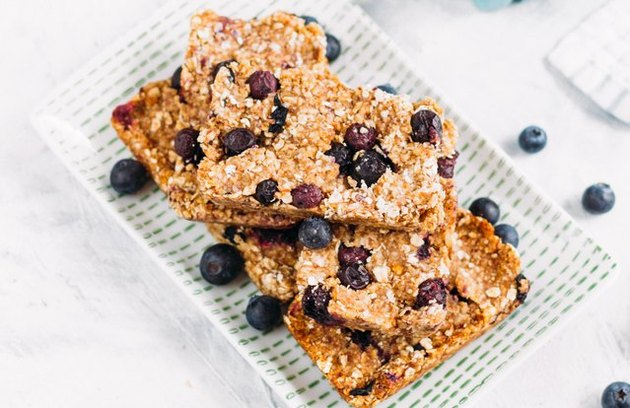 Blueberry Oat Bar maple syrup recipes
