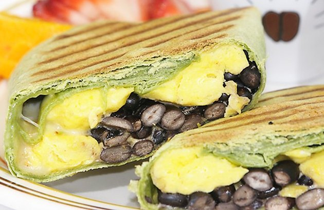 Three-Minute Breakfast Burrito Recipe