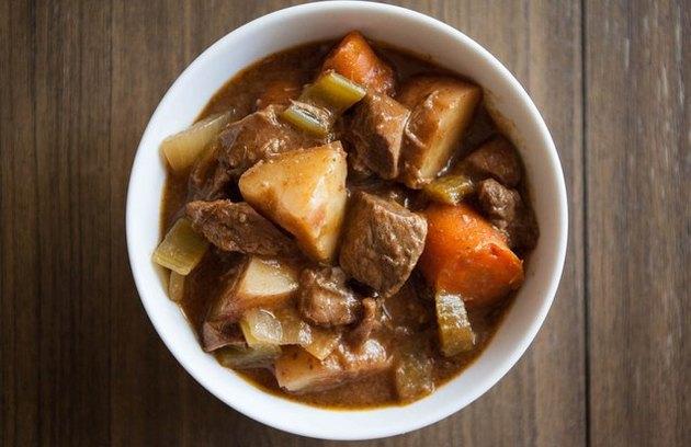 make-ahead freezer meals Slow Cooker Beef Stew