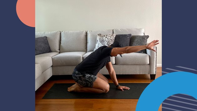 Move 4: Tripod Shoulder Internal and External Rotations