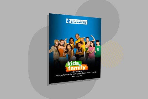 Beachbody On Demand Kids & Family Collection Workout Video
