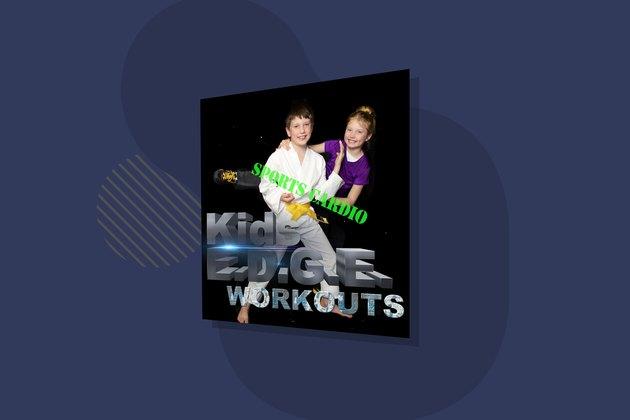 Kids E.D.G.E. Workouts Karate Workout Video