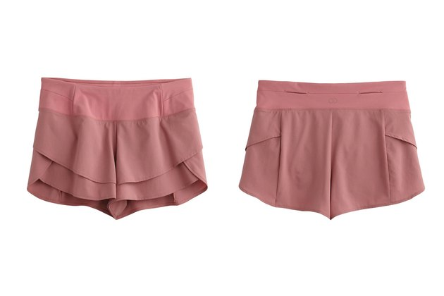 CALIA by Carrie Underwood Anywhere Petal Hem Shorts