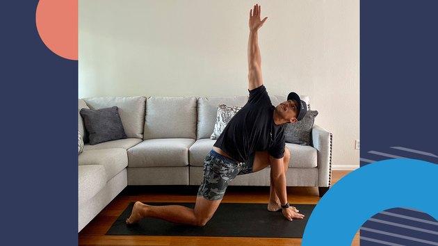 Move 2: World's Greatest Stretch