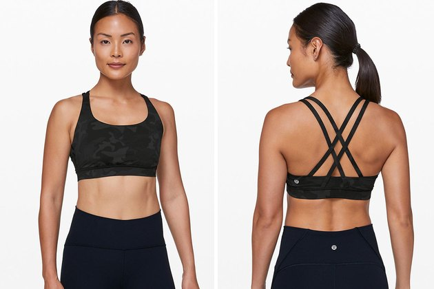 Best Lululemon Sports Bra: Energy Bra