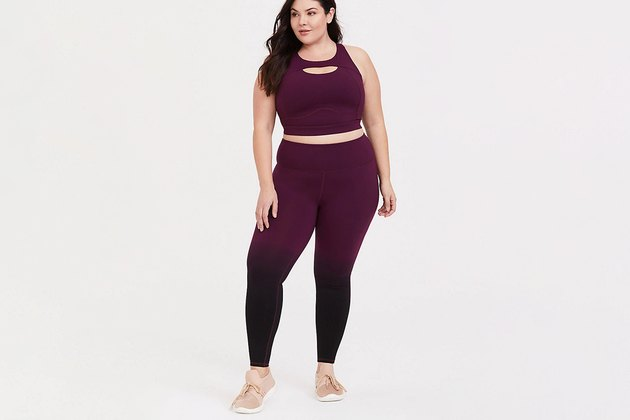 Torrid matching top and bottom activewear