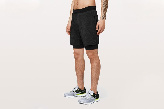 "T.H.E. Short 7"" Nulux Liner Shorts by lululemon"