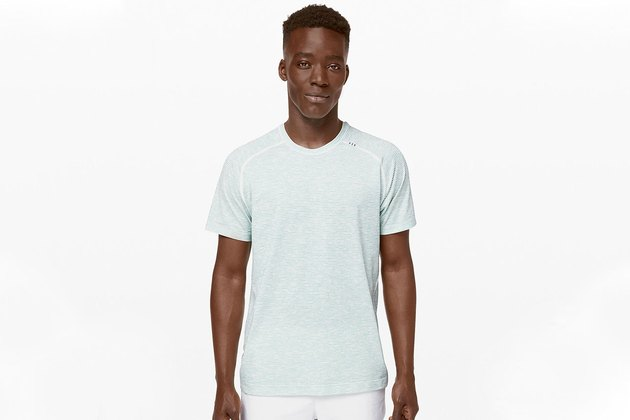 Lululemon Vent Short Sleeve Shirt
