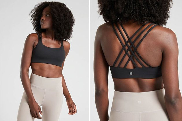 Best Athleta Sports Bra: A-C Hyper Focused in Powervita