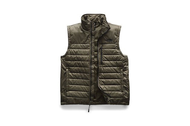North Face Men's Red Blaze Vest