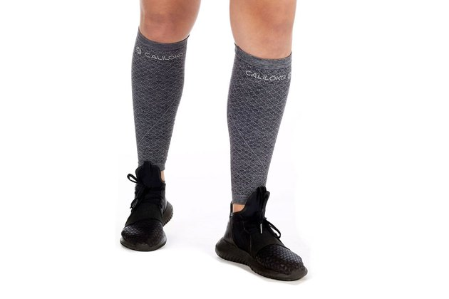 Caliloko Santa Barbara Recovery Compression Calf Sleeves