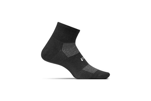 best running socks Feetures High Performance Cushion Quarter