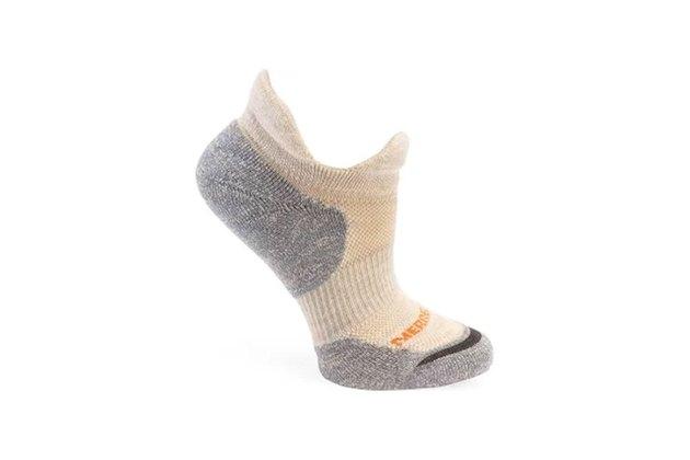 best running socks Merrell Dual Tab Trail Runner Socks
