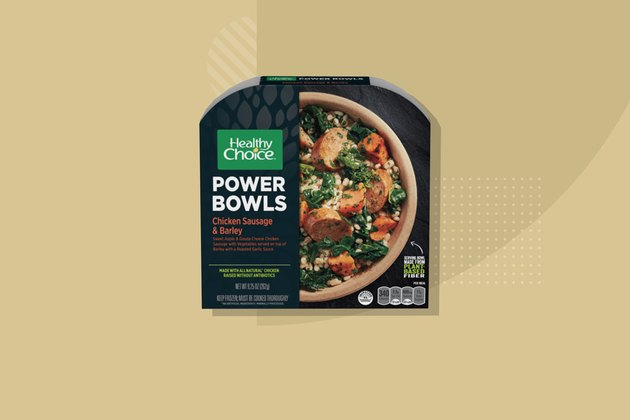 Healthy Choice Chicken Sausage and Barley Bowl
