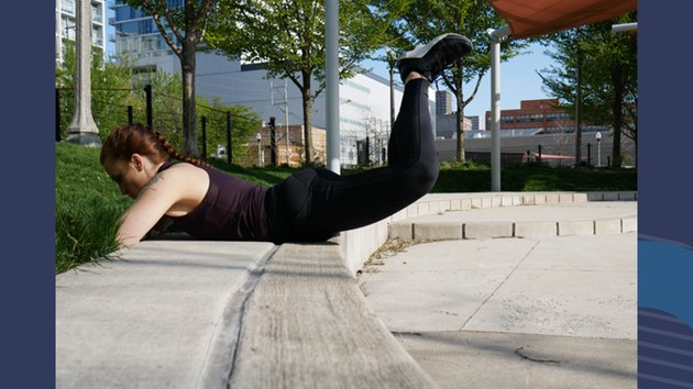 Move 2: Prone Hip Extension