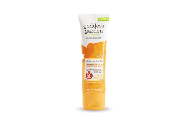 Goddess Garden Kids Mineral Sunscreen SPF 50
