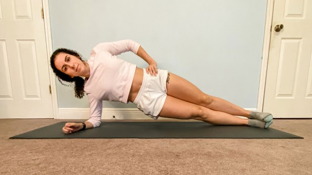 Side Plank (Right)