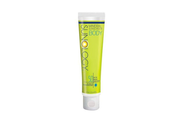 Sunology Mineral Sunscreen Lotion for Body SPF 50