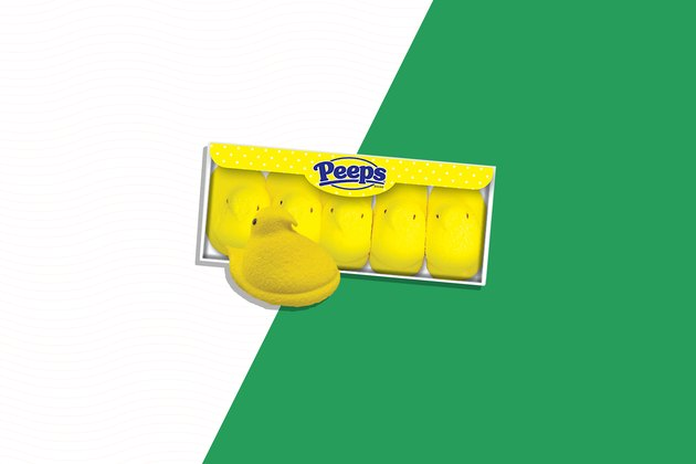 Peeps Yellow Chicks