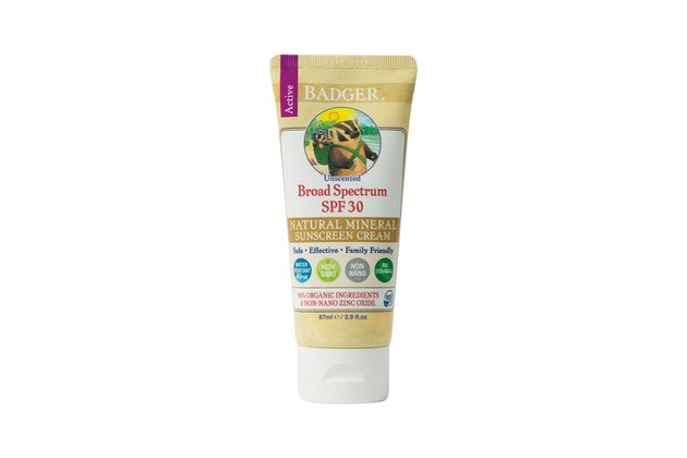 Badger Sunscreen Cream SPF 30