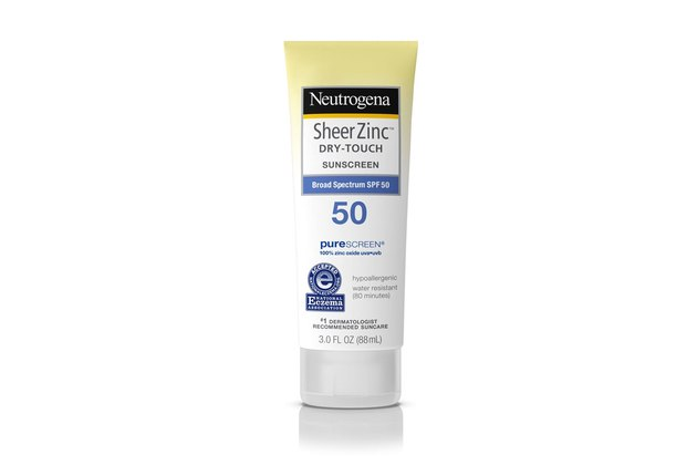Neutrogena Sheer Zinc Dry-Touch Broad Spectrum SPF 50