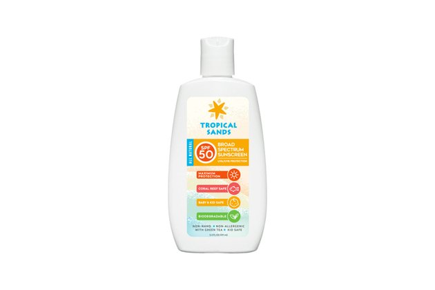 Tropical Sands Sunscreen SPF 50