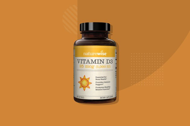 Naturewise Vitamin D3, one of the best vitamin D supplements
