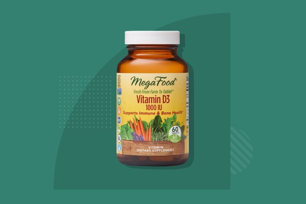MegaFood Vitamin D3, one of the best vitamin D supplements