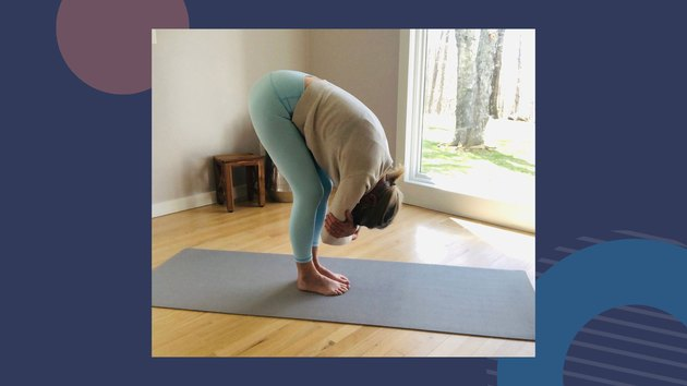 Move 6: Standing Forward Fold