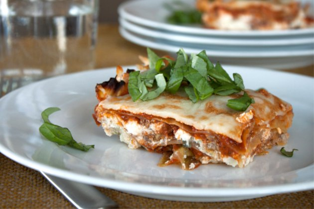Top Secret Grain-Free Lasagna