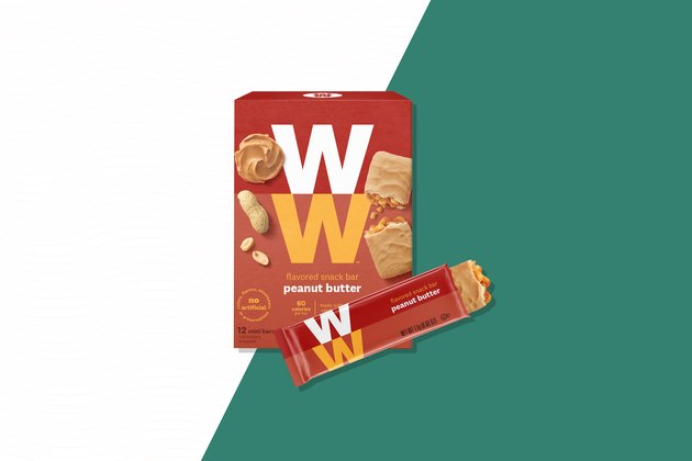 Weight Watchers snacks Peanut Butter Mini Bar