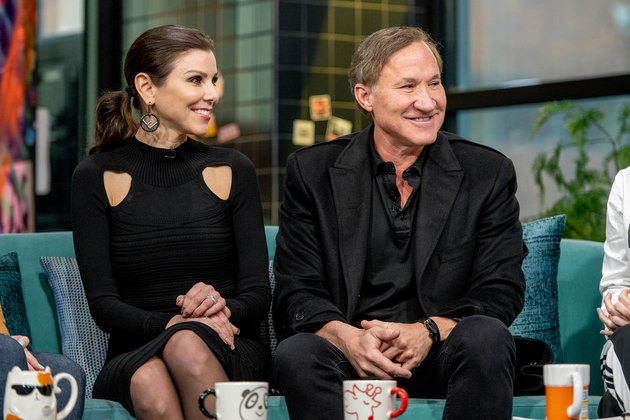 Heather and Terry Dubrow talk about The Dubrow Diet at BUILD in NYC