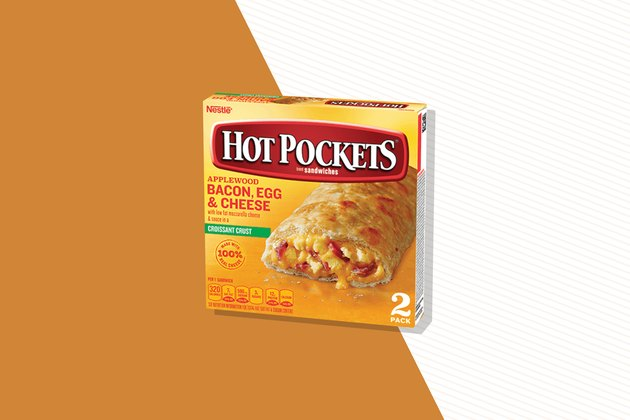 Hot Pockets Applewood Bacon, Egg & Cheese