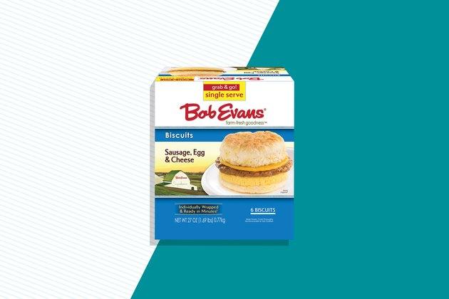 Bob Evans Single-Serve Sausage, Egg & Cheese Biscuit
