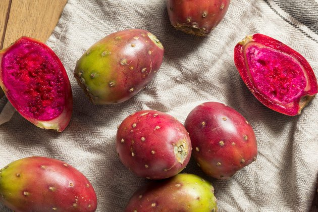 prickly pear cactus fruit health benefits