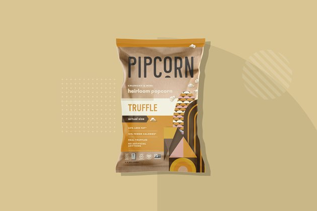 Pipcorn Heirloom Snacks truffle