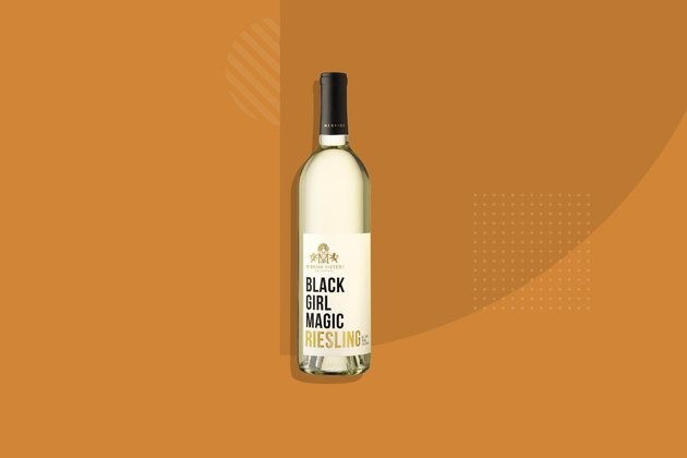 McBride Sisters Wine Collection black girl magic reisling