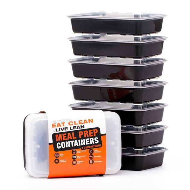 Evolutionize Meal Prep Containers