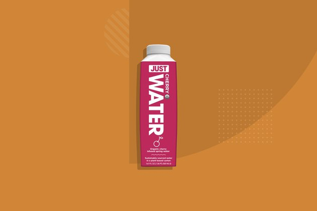 JUST Water Organic Cherry