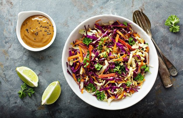Asian-Style Coleslaw recipe